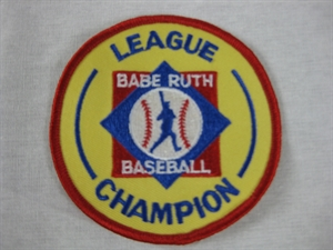 Picture of League Champion Award: 3 3/8""