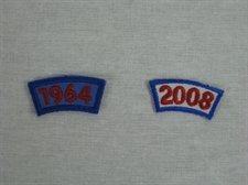 Picture of Year Tabs 1964-2008