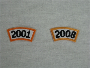 Picture of Year Tabs 2001-2008
