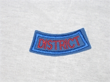 Picture of District Tab