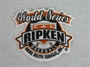 Picture of World Series Patch- Cal Ripken