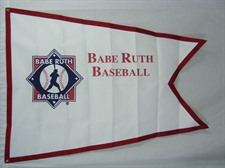 Picture of Baseball Flag-logo and imprint