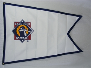 Picture of Softball Flag-logo only