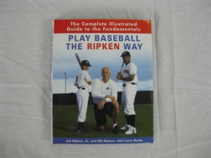 Picture of Play Baseball the Ripken Way
