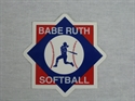 Picture of Babe Ruth Softball Press on Emblem