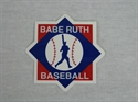 Picture of Babe Ruth Baseball Emblem Decal