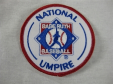 Picture of National Umpire Emblem-Baseball