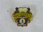 Picture of Babe Ruth Baseball Scorekeeper Pin