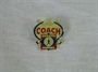 Picture of Babe Ruth Baseball Coach Pin