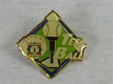 Picture of Babe Ruth Baseball T-Ball Pin