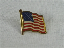 Picture of U.S.A. Flag Pin