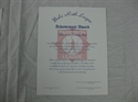 Picture of Achievement Certificate