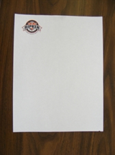 Picture of Cal Ripken Letterhead
