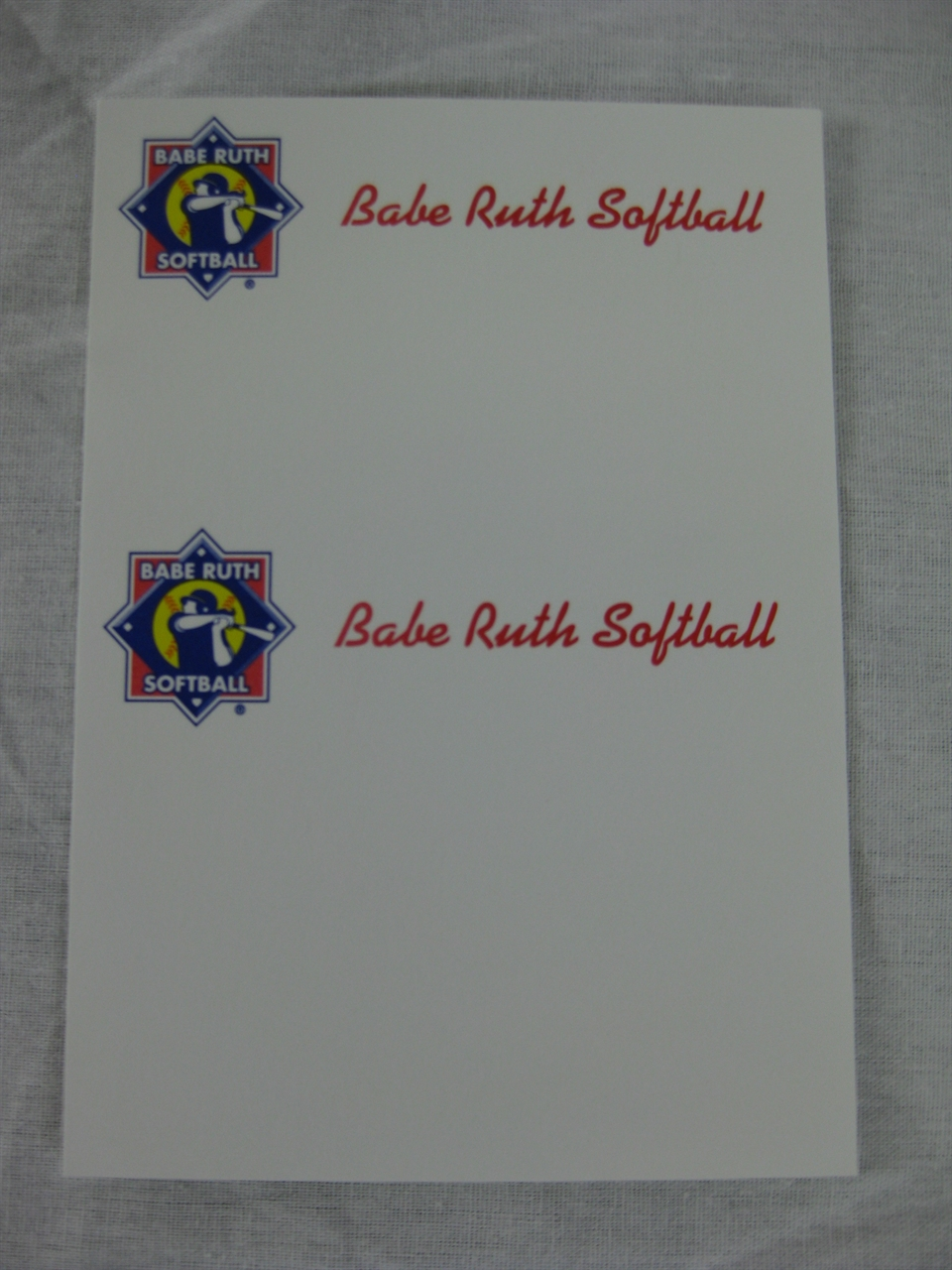 Babe ruth league online store babe ruth softball business cards picture of babe ruth softball business cards colourmoves