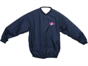 Picture of Babe Ruth Baseball Pullover-Navy