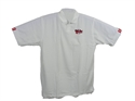 Picture of Babe Ruth Softball Polo Shirt-White