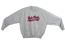 Picture of Babe Ruth Softball Pullover Sweatshirt-Grey