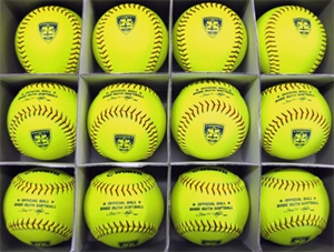 """Picture of 11"""" Official Xtreme Softballs (box of 12)"""