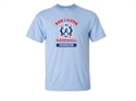 Picture of Babe Ruth League Manager T-Shirt-Blue