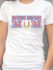 Picture of Babe Ruth Mom T-Shirt