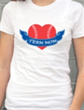 Picture of Team Mom T-Shirt
