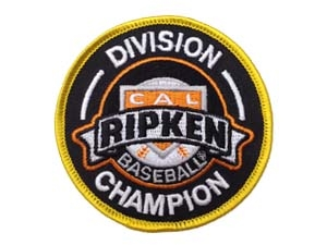 Picture of Division Champion Award-Cal Ripken: 3""