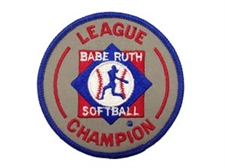 Picture of League Champion Award-Softball: 3 3/8""