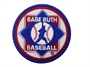 Picture of Official Baseball Shoulder Emblem: 3""