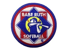 Picture of Official Softball Shoulder Emblem: 3""