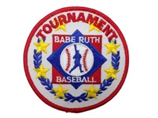 Picture of Tournament Emblem Award-Baseball: 3 5/16""