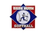 Picture of Babe Ruth Softball Logo Pin