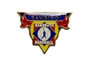 Picture of Babe Ruth Baseball Bambino Pin