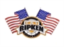 Picture of Cal Ripken U.S.A. Flag Pin