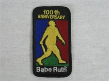 Picture of  100th Anniversary Babe Ruth Emblem
