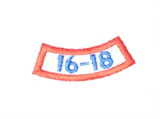 Picture of  16-18 Tab