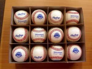 Picture of RAWLINGS LEAGUE-GRADE BASEBALLS