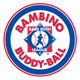 Picture of Bambino Buddy Ball Logo Banner - 5'x5'