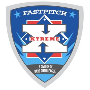 Picture of Xtreme Fastpitch Logo Banner - 5'x5'