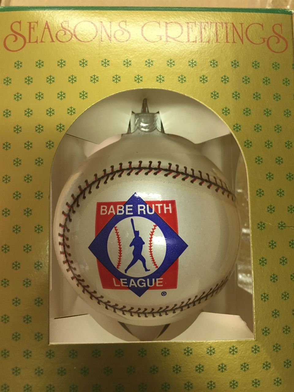 Babe Ruth League Online Store Wall Graphic