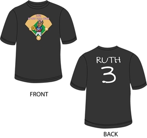 Picture of My First T-Ball Season Performance T-Shirt