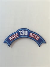 Picture of Babe Ruth Baseball Divisional Rocker