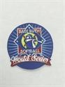 Picture of World Series Softball Emblem