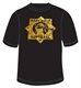 Picture of Gold Foil Softball T-Shirt