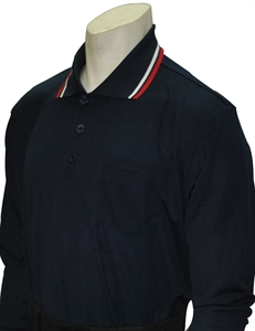 Picture of Smitty Longsleeve Traditional Umpire Shirt