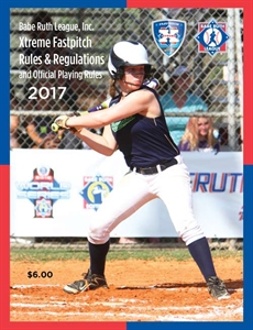 Picture of Xtreme Fastpitch Rulebook