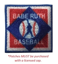 Picture of PLAYER OFFICIAL BASEBALL CAP EMBLEM
