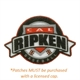 Picture of OFFICIAL CAL RIPKEN PLAYER CAP EMBLEM