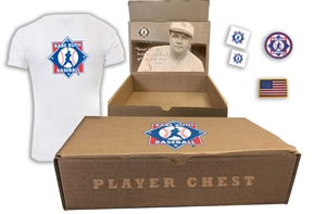 Picture of Player Chest Keepsake (Babe Ruth Baseball)
