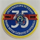 Picture of 35th Anniversary Softball Patch  - Limited Edition