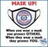Picture of Mask Up Sign